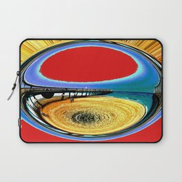 The Spit Laptop Sleeve