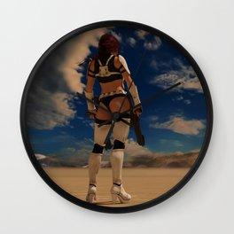 Sexy Storm Trooper Wall Clock