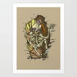 SKLL Art Print