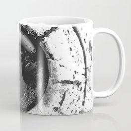 Abstract Ink dot Coffee Mug