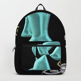 """I like Fine Art"" she said Backpack"