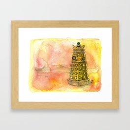 Beautiful Extermination Framed Art Print