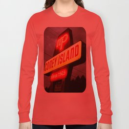 Small Town Coney Island Long Sleeve T-shirt