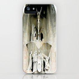 Gaudi's Calvary iPhone Case