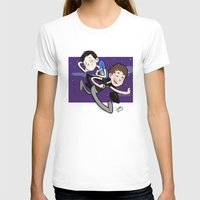 phil jones T-shirts featuring Dan & Phil by gabitozati