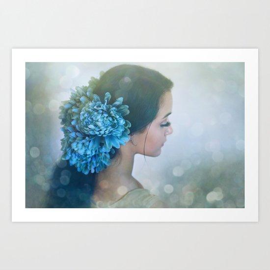 Fairy Light Art Print