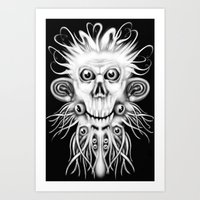 me gusta (version 1) Art Print