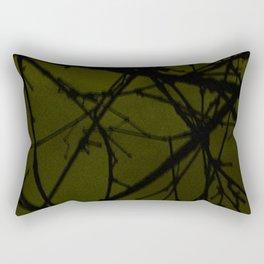 through the grapevine Rectangular Pillow
