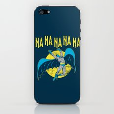 Nocturnal Song iPhone & iPod Skin