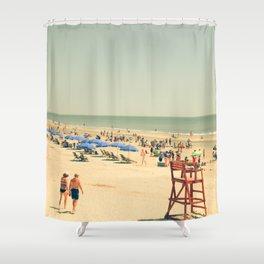 Summer of Love Shower Curtain