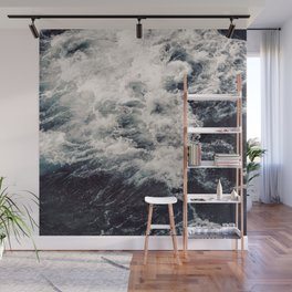 Rush of Waves Wall Mural