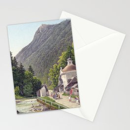 Eduard Gurk Chapel and Hermitage Stationery Cards