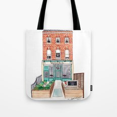 London: Wallace & Co. by Charlotte Vallance Tote Bag
