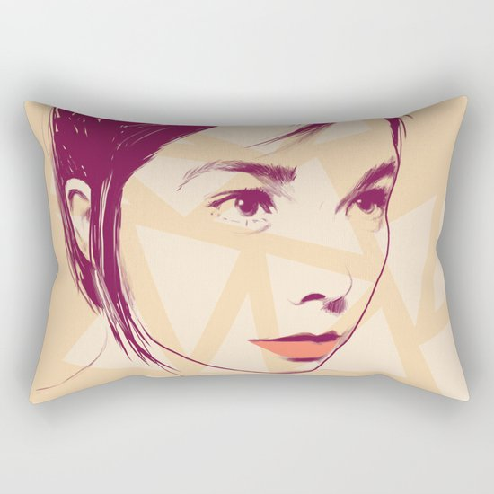 Bjork Rectangular Pillow