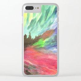 Euphoria Clear iPhone Case