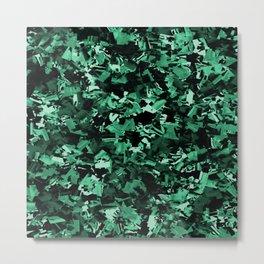 Green  Craze.... Metal Print