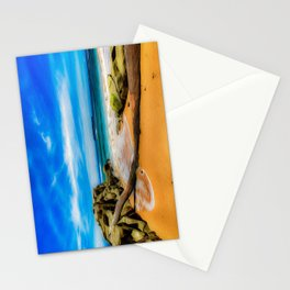Singular Tropical Beach Stationery Cards