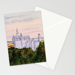Neuschwanstein Castle Bavaria Germany Stationery Cards