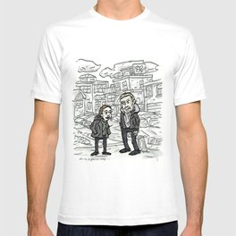 Linden and Holder T-shirt
