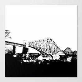 Forth Canvas Print
