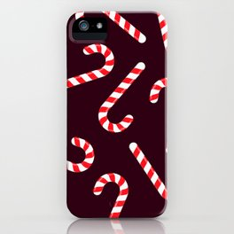 Candy Canes! iPhone Case