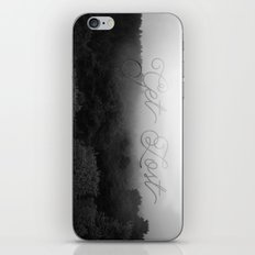 Get Lost iPhone Skin