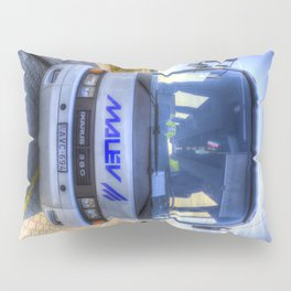 Malev Airlines Bus Pillow Sham