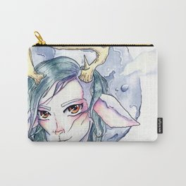 A Midsummer Night's Dream- Puck the Merry Wanderer of the Night Carry-All Pouch