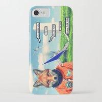 starfox iPhone & iPod Cases featuring Starfox - F*CK YOU PEPPY! by John Medbury (LAZY J Studios)