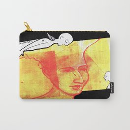 NEVER ALONE Carry-All Pouch
