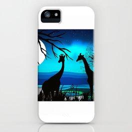 Giraff iPhone Case