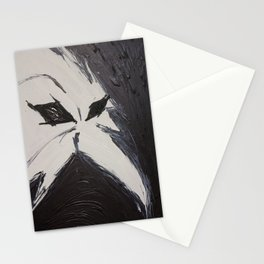 Pecking Night Stationery Cards