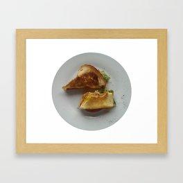 Fine Food Framed Art Print