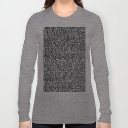 Silver sequin   Long Sleeve T-shirt