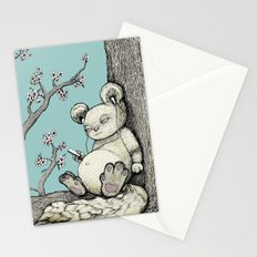 Cuddly Stationery Cards