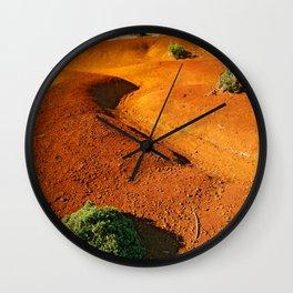 Small desert Wall Clock