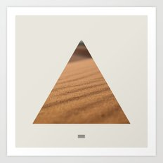 Elements - Earth Art Print