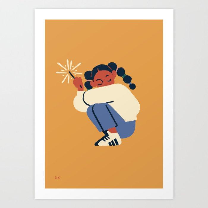 Spark Kunstdrucke