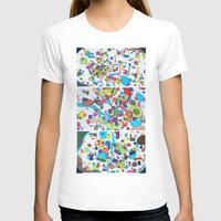 cities T-shirts featuring Sister Cities by theartistmakena