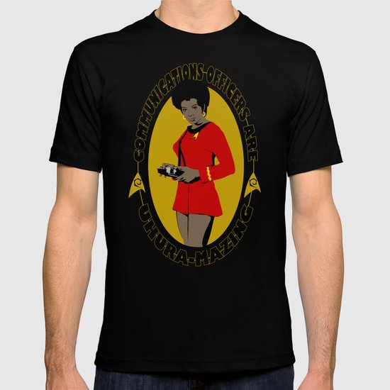 Uhura-mazing T-shirt
