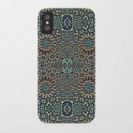 Egyptian Garden iPhone Case