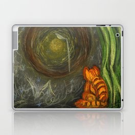Winter evening Or everywhere Space -the Space inside of me Laptop & iPad Skin