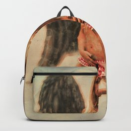 Angel of Lust by MB Backpack