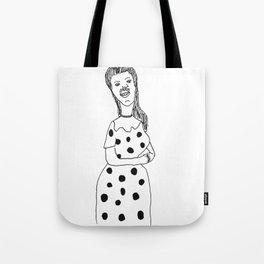 LADYBOY Tote Bag