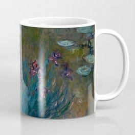 "Claude Monet ""Irises and Water-Lilies"", 1914 - 1917 Coffee Mug"
