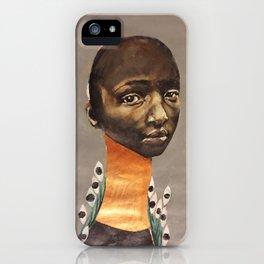 The Obeahman Daughter iPhone Case