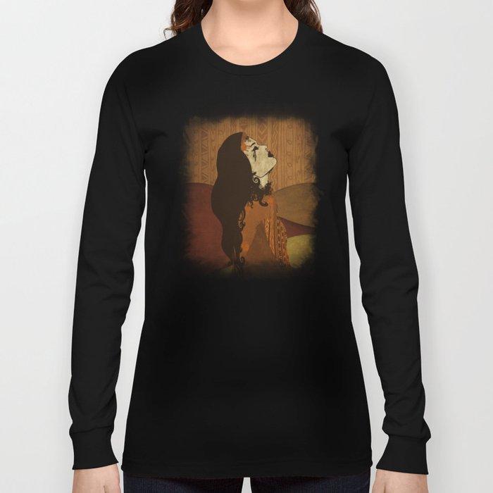 Ethnic.. Long Sleeve T-shirt