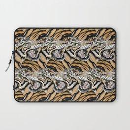 Tiger Pattern Laptop Sleeve
