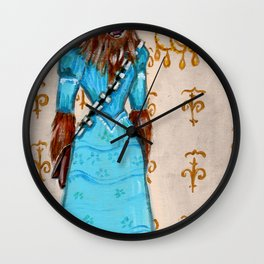 Chewbacca Elegance Wall Clock