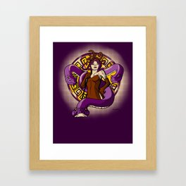 Create my Own Perfection Framed Art Print